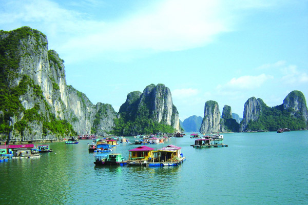 Hanoi Tour Package 3 Days, Tour Hanoi and Halong